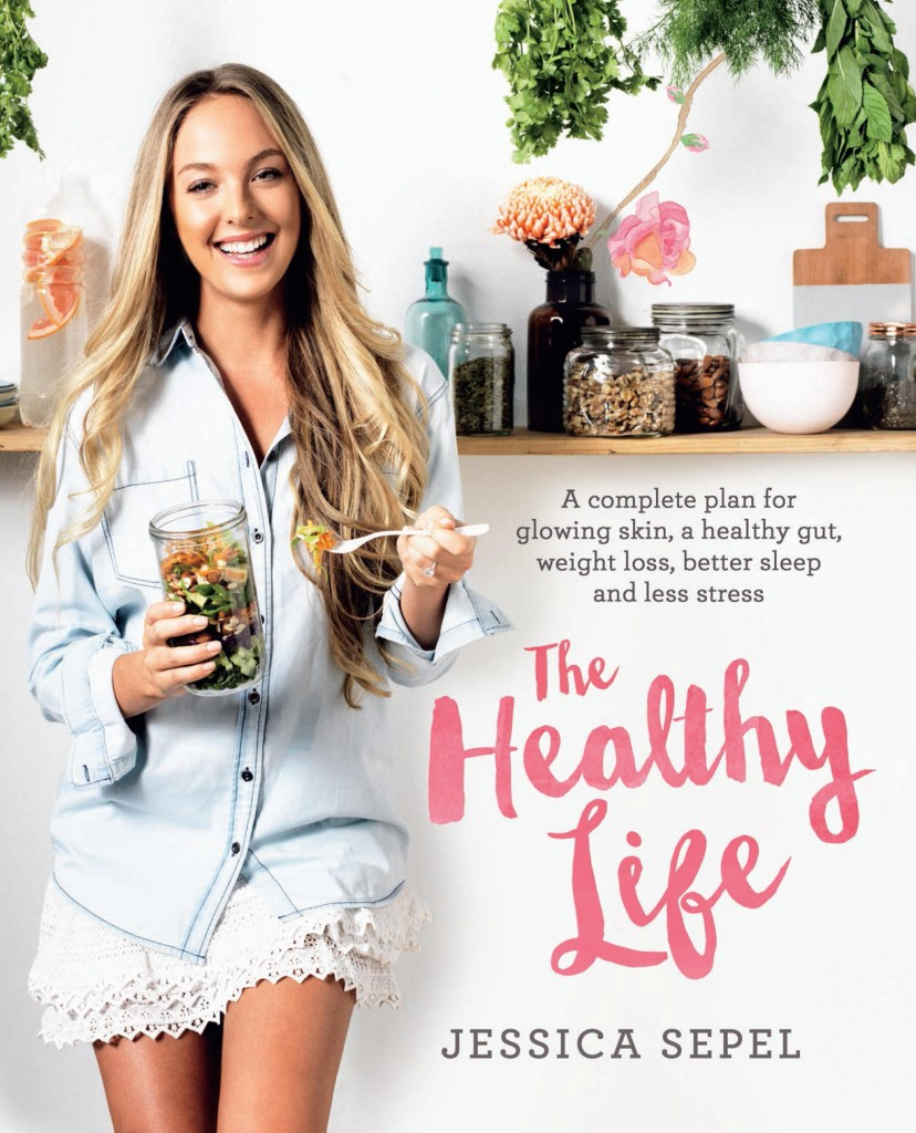 The Healthy Life Cover