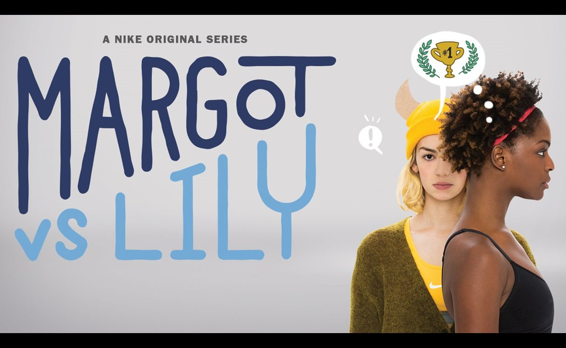 Nike Women : 'Margot vs Lily'