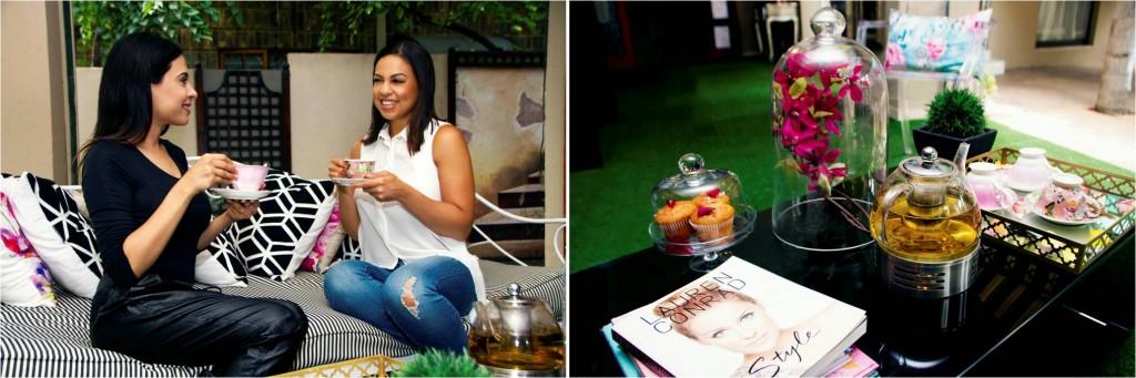 Tea with Khatija