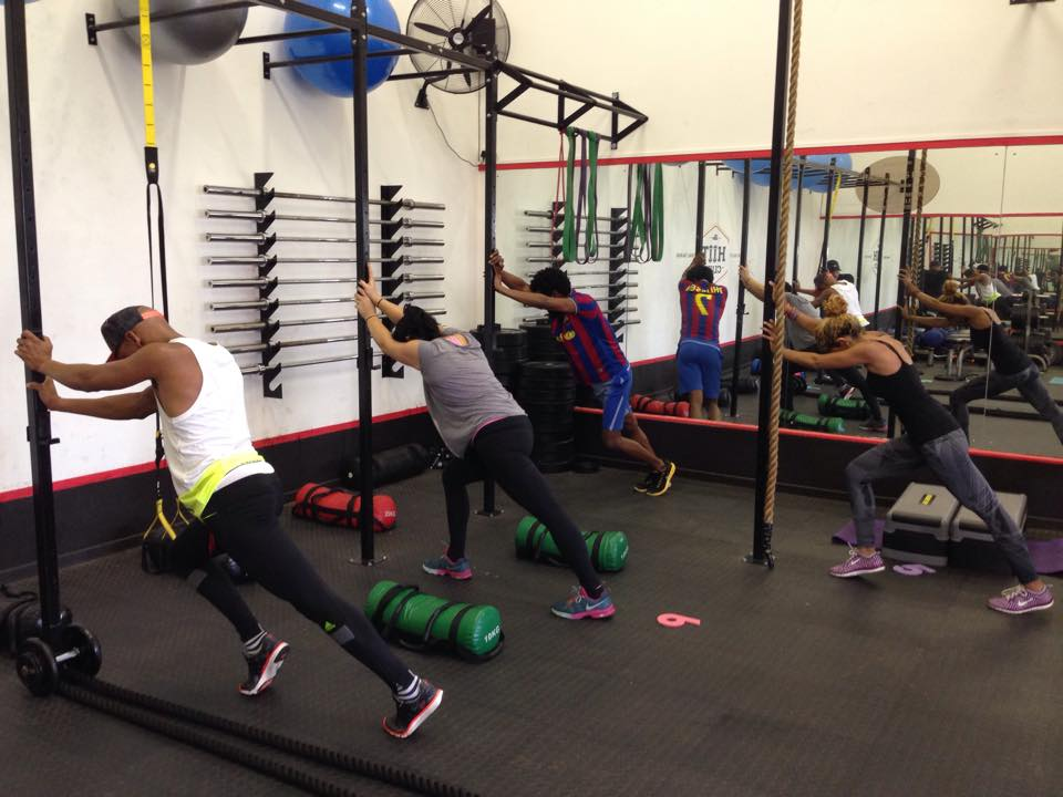 The HIIT Club5