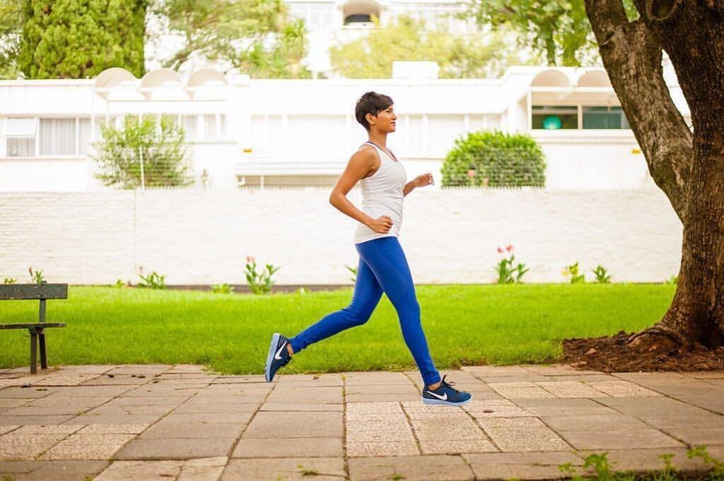Kamini running