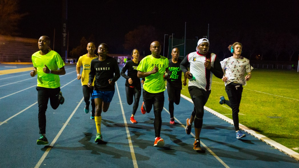 Nike Speed Run Sessions