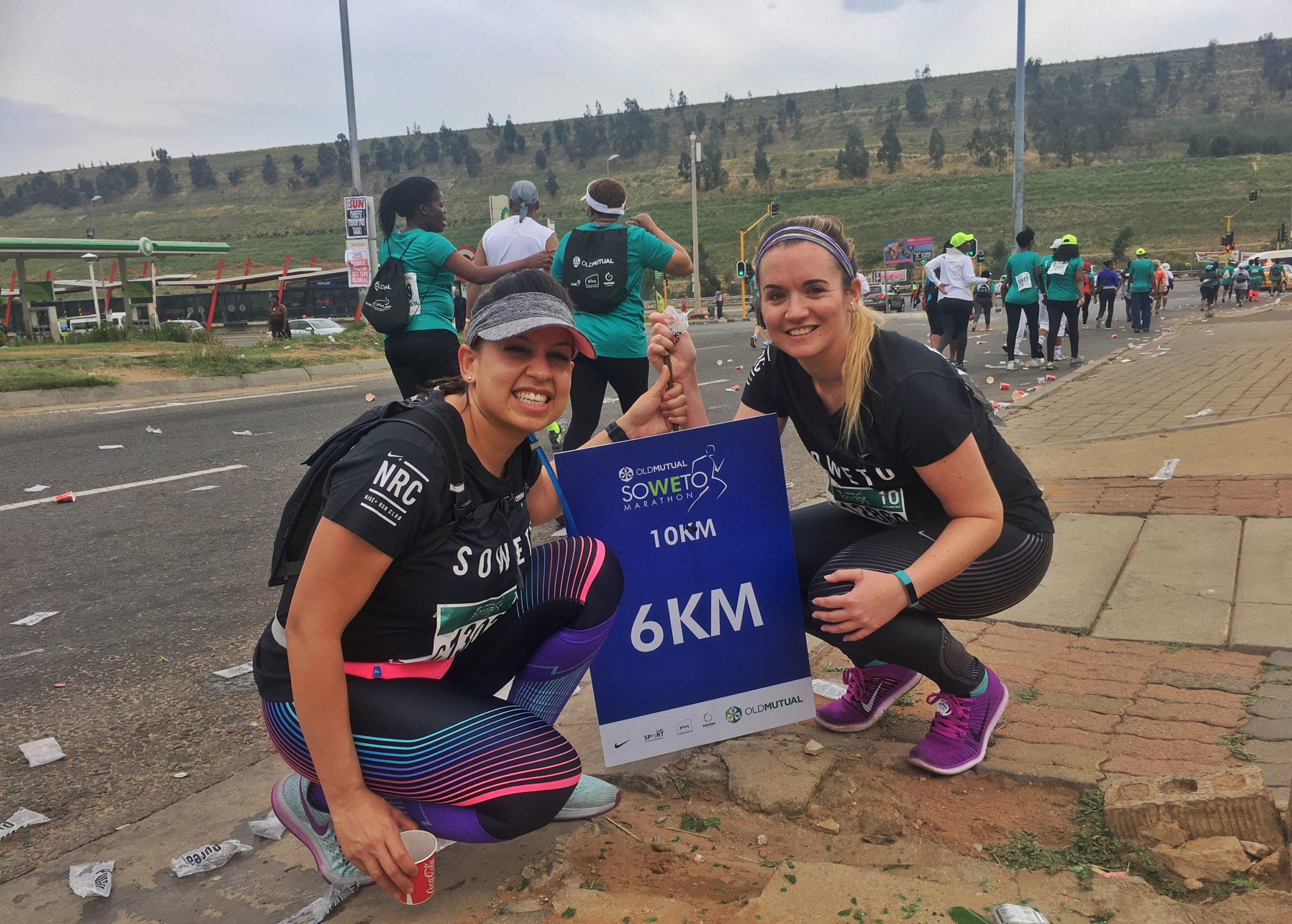 The Preggie Diaries: Soweto Marathon