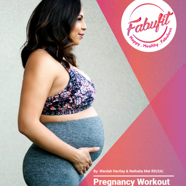 Fabufit Pregnancy Workout and nutrition guide-1 copy 2