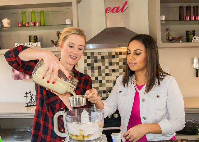 Baking with Sarah Graham