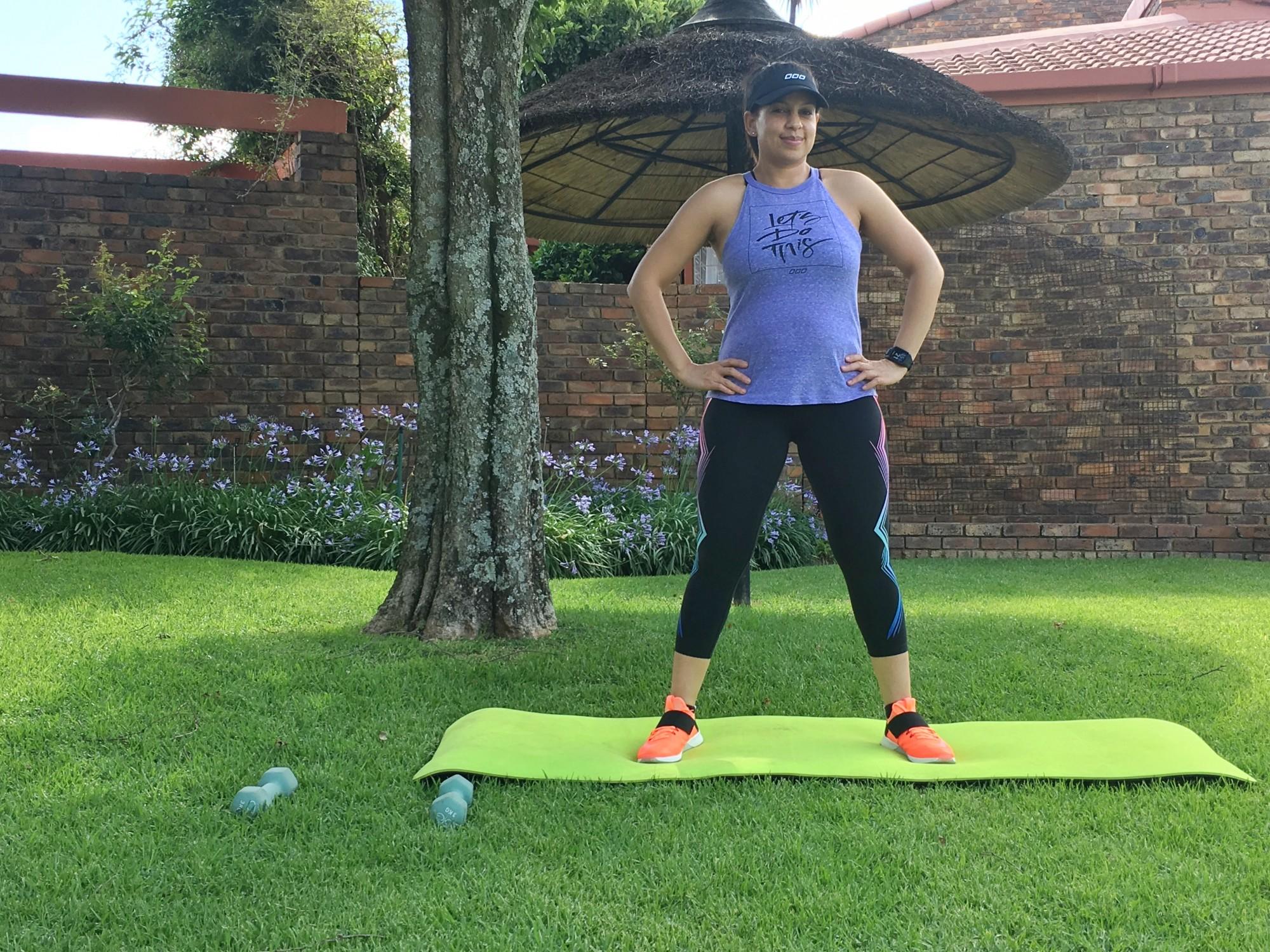Preggie Workout 3 – Full Body Workout