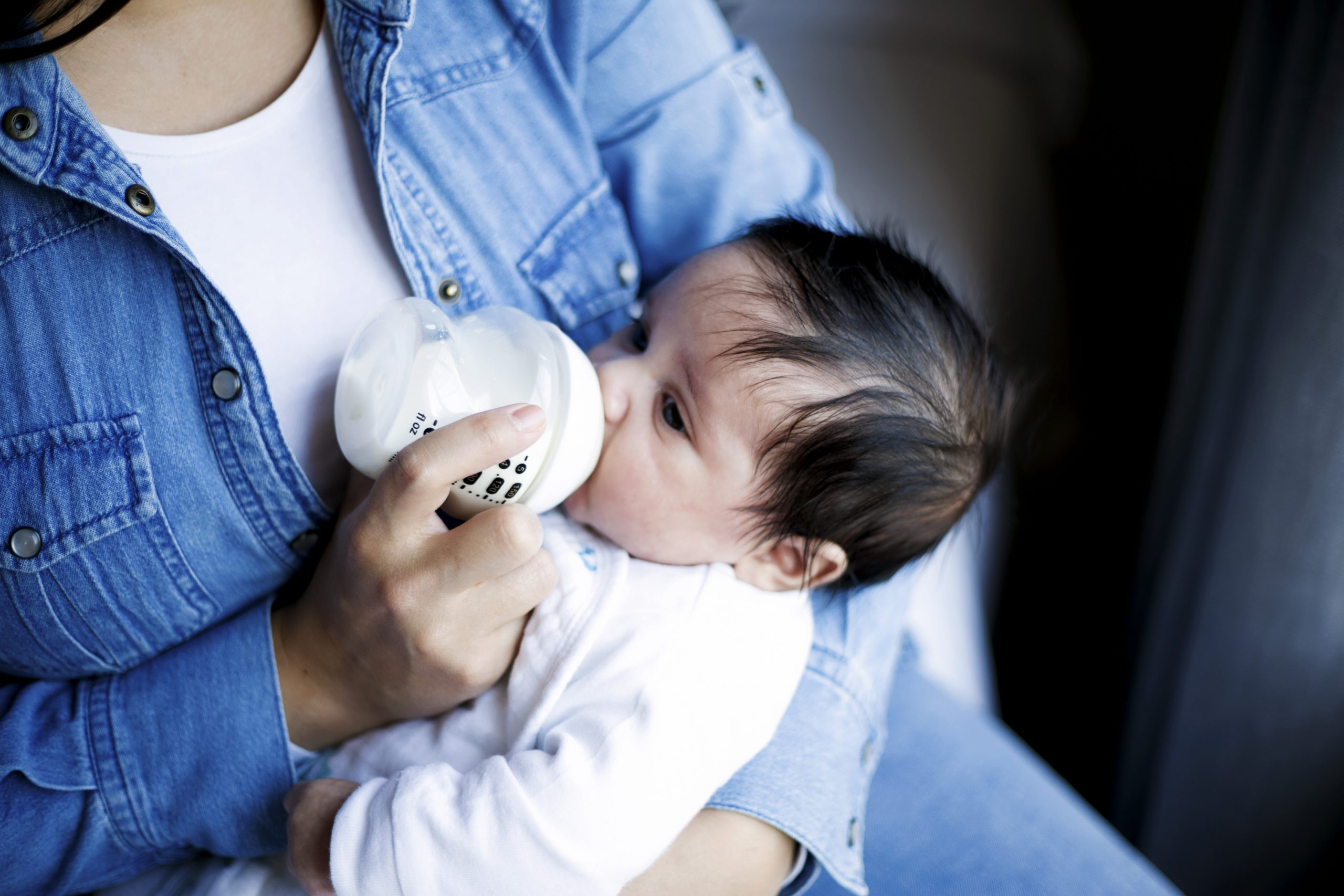 Rookie Mom: My Breastfeeding story