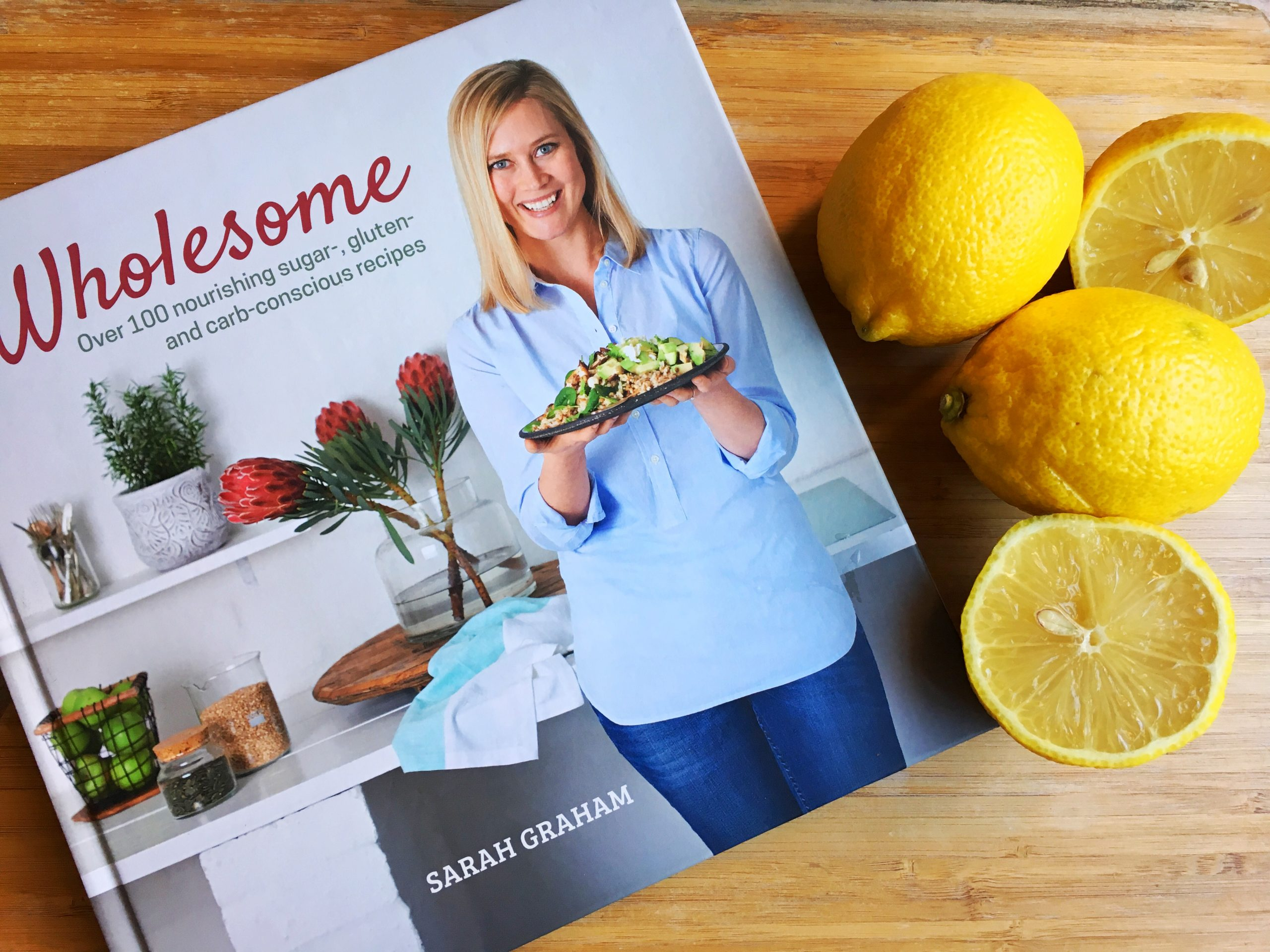 Fresh Wholesome recipe ideas with Sarah Graham