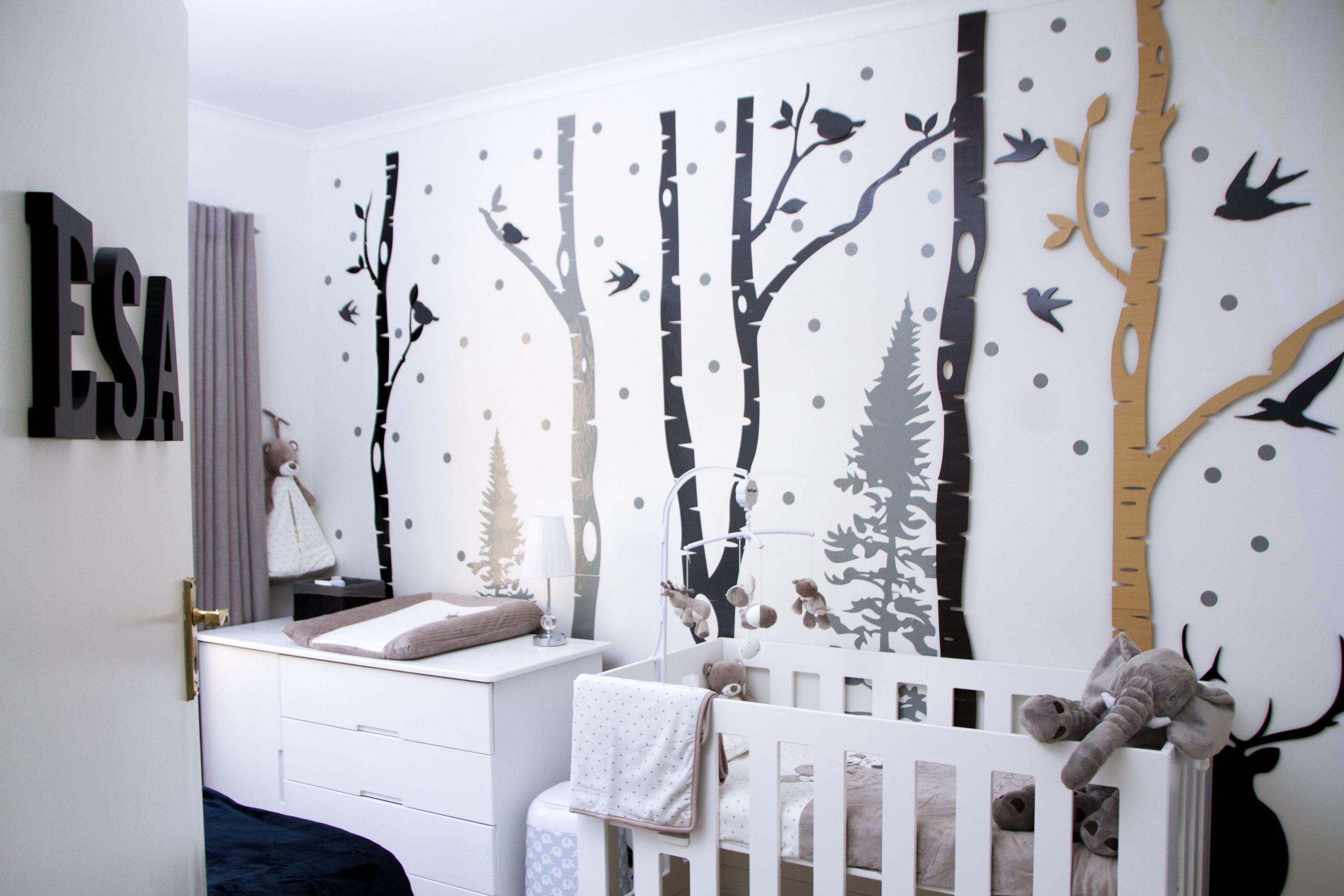 Rookie Mom: Esa's Nursery Room
