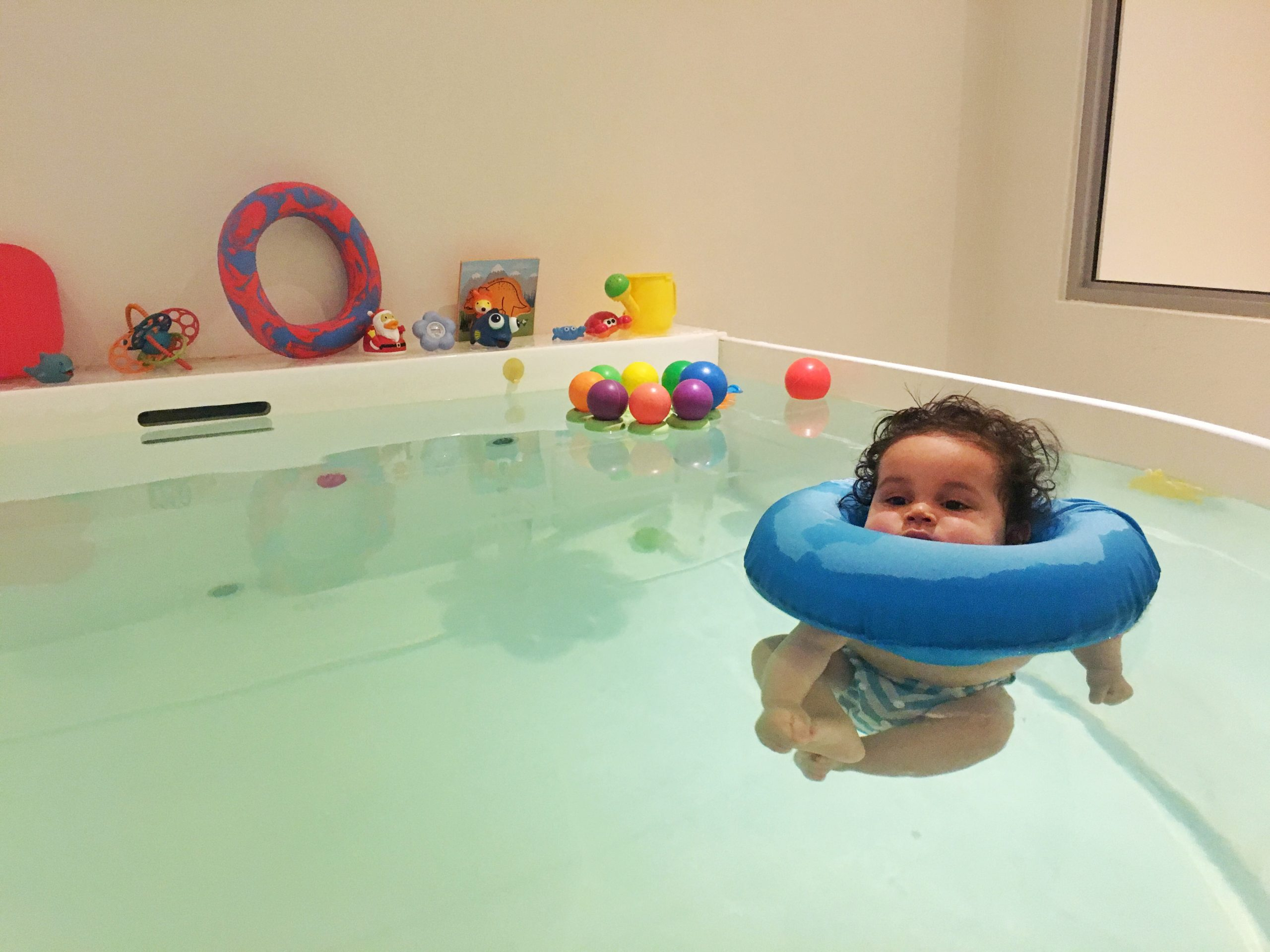 Rookie mom: Why your baby should do Infant Hydrotherapy